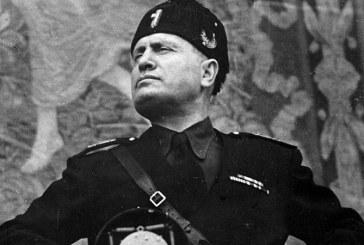 Mussolini, al doilea dictator, dupa Hitler, care devine protagonistul unui film de comedie