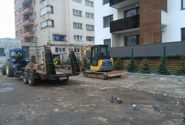 Baia Mare: Superb! Au intrat in legalitate demoland ilegal o constructie ilegala