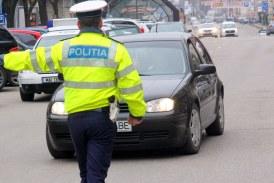 Peste 200 de autovehicule verificate ieri de politistii baimareni