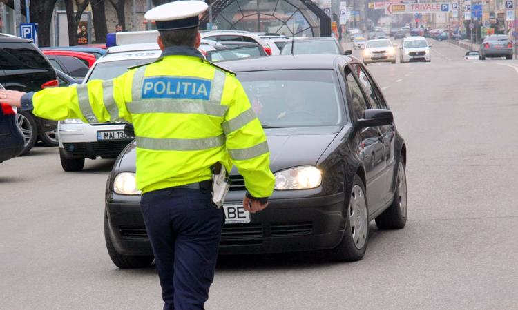 Inceput de martie cu amenzi pentru sighetenii care au incalcat normele rutiere