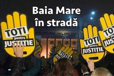 Noi proteste in Baia Mare. Vezi cand