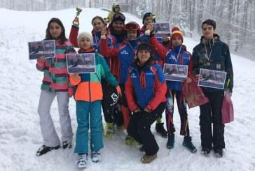 "C.S.S Baia Sprie, participanta la ""Cupa Todiral"" editia a XIII-a slalom. Vezi rezultatele (FOTO)"