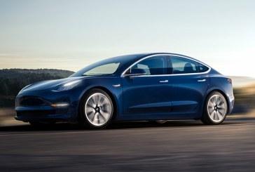 Tesla isi mentine obiectivele de productie pentru sedanul Model 3