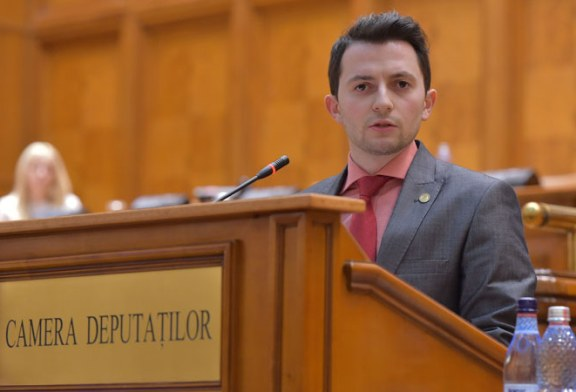 Vlad Durus (USR), apel catre oamenii politici cu raspundere: Nimeni nu trebuie sa doarma linistit pana nu se rezolva situatia poluarilor cu ape incarcate cu metale grele (VIDEO)