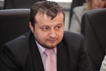 Bogdan Gavra si-a dat demisia de la SPAS Baia Mare