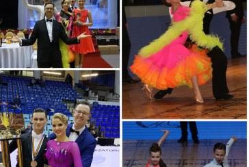 Dans sportiv: Bronz pentru Rus Team Baia Mare la Campionatul National