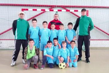 Scoala Remetea Chioarului a castigat etapa pe mediul rural la fotbal baieti