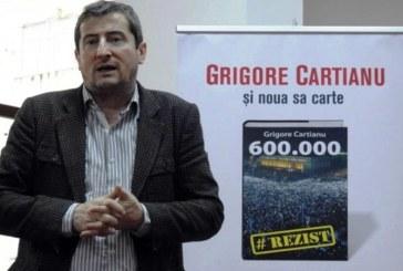 "Grigore Cartianu isi lanseaza cartile in Baia Mare,unde va vorbi despre ""Crimele Revolutiei Romane"""