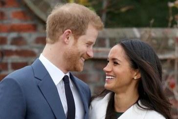Anglia: Printul Harry si sa, Meghan, aniverseaza astazi un an de la casatorie