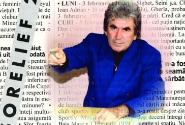 Doliu in presa din Maramures: Jurnalistul Ion P. Pop a murit