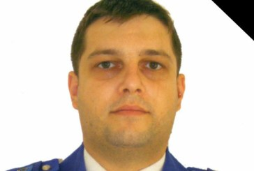 Doliu la Jandarmeria Maramures: Un jandarm a murit la 39 de ani