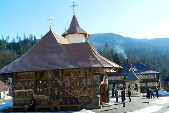 Popas la manastiri nemtene (FOTO)