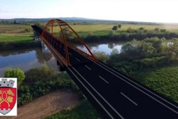 Inca un pod peste raul Somes: Va lega Satu Mare de Maramures