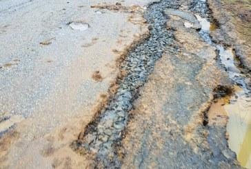 Poluare accidentala a raului Lapus cu ape de mina (FOTO)