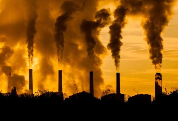 Emisii globale record de dioxid de carbon in 2017