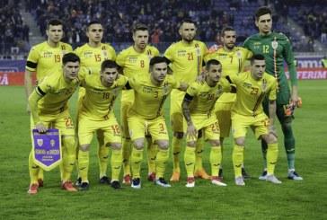 Fotbal: Romania – Suedia 1-0, in meci amical