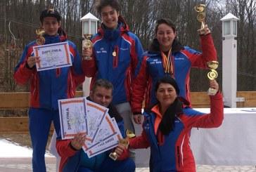 C.S.S. Baia Sprie, campioni si vicecampioni la CNS schi alpin