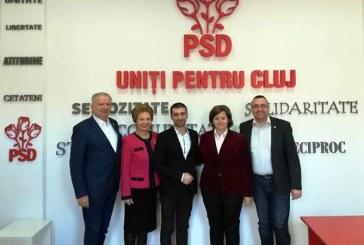PSD: Vicepresedintii Regiunii de Dezvoltare N-V au convocat prima sedinta regionala in Cluj