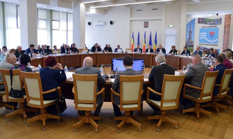 26 de proiecte au fost votate de alesii judeteni la sedinta din luna martie