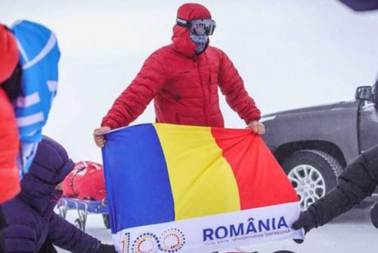 Tibi Useriu a castigat pentru a treia oara consecutiv Maratonul Arctic Ultra 6633 (VIDEO)