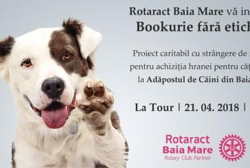 """""""Bookurie fara eticheta"""": Targ de carti caritabil la braseria La Tour"""