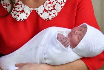 Cel de-al treilea copil al lui William si Kate a primit numele Louis Arthur Charles