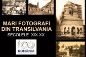 "Expozitie temporara ""Mari fotografi din Transilvania. Secolele XIX-XX"", la Muzeul Judetean de Istorie"