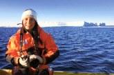 O romanca la Polul Nord: Antonia Doncila