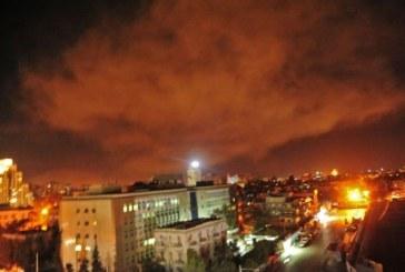 """Rusia: Peste 100 de rachete au fost lansate in Siria in operatiunea occidentala; """"un numar semnificativ"""" au fost interceptate"""