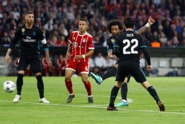 Fotbal: Real Madrid, calificata in a treia sa finala consecutiva de Liga Campionilor, dupa 2-2 cu Bayern