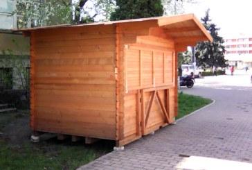 Cum arata noile chioscuri de ziare din Baia Mare (FOTO)