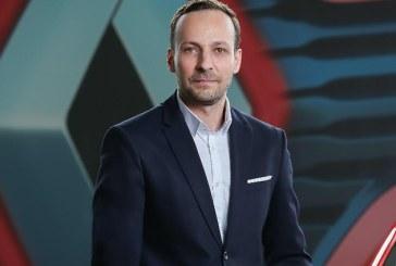Un fost student al Universitatii de Nord, noul director de marketing al Dacia si Renault in Romania