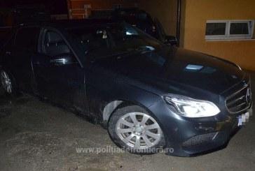 Mercedes cautat de autoritatile din Marea Britanie,descoperit in Borsa