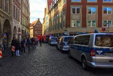 Germania: O masina a intrat in multime in orasul Münster; mai multi morti; atacatorul s-a sinucis