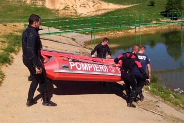 Persoana inecata in lacul Borcut a fost gasita
