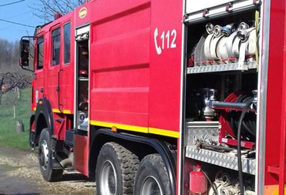 Baia Mare: Pompierii voluntari, in concurs