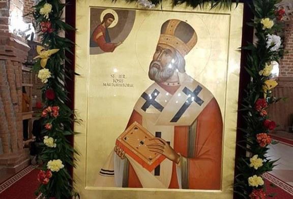 Sfantul Iosif Marturisitorul din Maramures, sarbatorit in 24 aprilie
