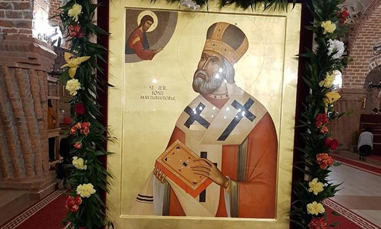 24 aprilie, ziua de pomenire a Sfantului Iosif Marturisitorul din Maramures