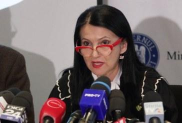Sorina Pintea: Nu exista un registru al pacientilor bolnavi de cancer; avem o evidenta a acestora