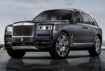 Rolls-Royce dezvaluie primul sau SUV, un vehicul de 325.000 de dolari