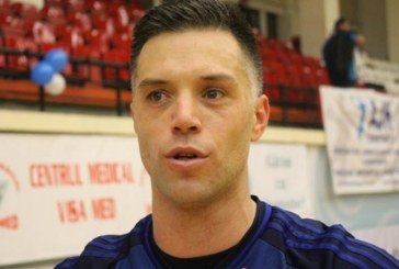 Handbal masculin: Minaur se intareste pentru sezonul viitor. Extrema stanga Predrag Vujadinovic a semnat cu echipa baimareana