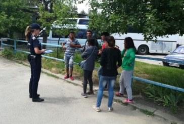 Politia Maramures, ampla actiune in orasele din judet. Vezi rezultatele