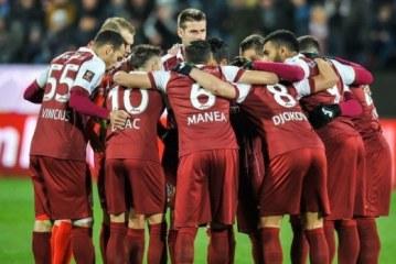 Fotbal: CFR Cluj, umilita din nou de F91 Dudelange si eliminata din Europa League