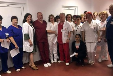 Actiune masiva de donare de sange la Spitalul Judetean din Baia Mare