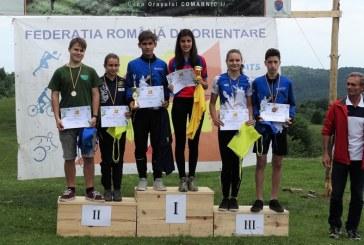 Medalii pentru CS Stiinta Electro Sistem la Cupa Romaniei la Orientare in Alergare