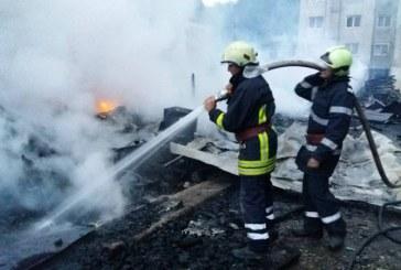 Un tanar din Borsa a fost arestat preventiv pentru distrugere prin incendiere