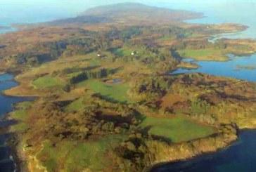 """O insula de mici dimensiuni, supranumita """"Perla Scotiei"""", cumparata de cinci dintre cei sase locuitori ai ei"""