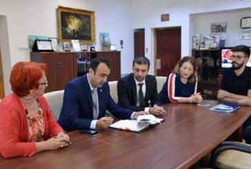 Consiliul Judetean Maramures a semnat acordul de parteneriat cu Asociatia OvidiuRo, pentru anul 2018
