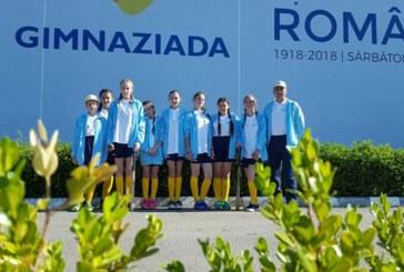 Scoala Remetea Chioarului, locul V la etapa finala – oina fete (FOTO)