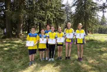 Medalii pentru CSS Baia Sprie la Campionatul National pe Echipe – Orientare2018